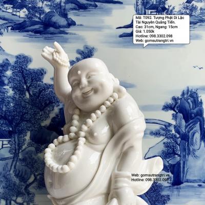 Tượng Phật Di Lặc Tài Nguyên Quảng Tiến